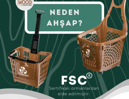 Ahşap Sıcaklığı ile Plastimark Wood Serisi